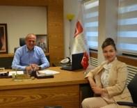 ÇEVRE BAKANLIĞI - Avusturyalı Müsteşardan Başkan Keleş'e Ziyaret