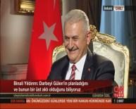 HANDE FIRAT - Başbakan'ın Katıldığı CNN Türk Programında Tebessüm Oluşturan İlginç Anlar