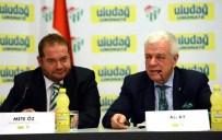 ALİ AY - Bursaspor'a Yeni Sponsor