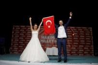 OTOBÜS SEFERLERİ - Büyükşehir, Demokrasi Nöbetlerinde Seferber Oldu