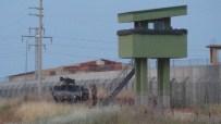 ASKERİ KIYAFET - Ceylanpınar'da 4 PYD'li Yakalandı
