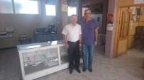 MURAT DURU - Develi Kaymakamı Murat Duru'dan Siyasi Parti Temsilcilerine Ziyaret