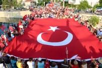 NAMIK HAVUTÇA - Edremit CHP'den 'Cumhuriyet Ve Demokrasi Mitingi'