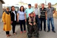 Engelli Vatandaşa Akülü Araba Hediye Edildi