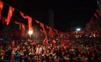 SÖMÜRGECILER - Erzurum'un Demokrasi Nöbetinde Çanakkale Ruhu