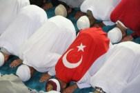TÜRK HALKI - Erzurum Vuslat Derneği 19 Gündür Ayakta