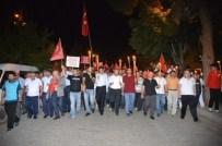 MEHMED ALI SARAOĞLU - Gediz'de 'Demokrasi Ve Milli İrade Yürüyüşü' Düzenlendi