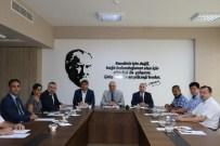 HALIL MEMIŞ - Jeopark Belediyeler Birliği Manisa'da Toplandı