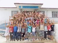 ATAKÖY - Karacasu'da Çocuklar Yaz Kampında Öğreniyor