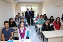YERLEŞTİRME SONUÇLARI - Manisa Büyükşehir'den Gençlere Eğitimde Büyük Destek