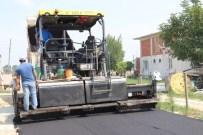 SERDİVAN BELEDİYESİ - Serdivan Belediyesi Asfalt Çalışmalarına Son Hız Devam Ediyor