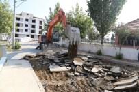 Turgutlu'nun Sokaklarında Büyük Çalışma