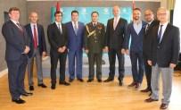 OSMAN GAZİ KÖPRÜSÜ - 30 Ağustos Zafer Bayramı Budapeşte'de Resepsiyonla Kutlandı