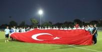 EMRE MOR - A Milli Takım, Zafer Bayramı'nı Kutladı