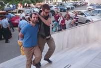 İCRA MÜDÜRLÜĞÜ - Adliyeye Sevk Edilen 47 Kişiden 9'U Tutuklandı
