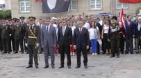 MEHMET ÖZER - Akçakoca'da 30 Ağustos Zafer Bayramı Törenle Kutlandı