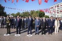 GÖKÇEN ÖZDOĞAN ENÇ - Antalya'da 30 Ağustos Zafer Bayramı Kutlamaları
