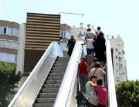 BENZİN İSTASYONU - Antalya'nın Üst Geçitlerine IP Kamera