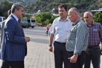 HALUK ALICIK - Bayındır Mahallesi'nde  Şanlı Türk Bayrağı Dalgalanıyor
