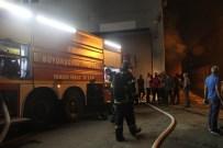 MEDİKAL KURTARMA - Bursa'da Fabrika Yangını