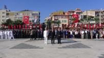 ÇANAKKALE VALİLİĞİ - Çanakkale'de 30 Ağustos Törenle Kutlandı