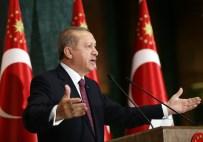 TELEKONFERANS - Cumhurbaşkanı Erdoğan'dan Cerablus Sürprizi