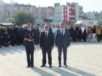 YıLMAZ ŞIMŞEK - Dalaman'da 30 Ağustos Zafer Bayramı Kutlandı