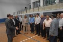 FıRAT ANLı - DİSİAD'dan TED Diyarbakır Koleji'ne Ziyaret
