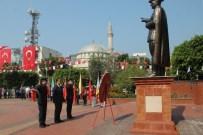 Dörtyol'da 30 Ağustos Zafer Bayramı Törenle Kutlandı