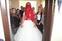 Gelin, düğün günü damadı şaşkına çevirdi!