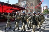 YUSUF ZIYA GÜNAYDıN - Isparta'da 30 Ağustos Zafer Bayramı Kutlandı