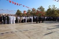 MURAT SEFA DEMİRYÜREK - İzmir'in İlçelerinde 30 Ağustos Sade Törenlerle Kutlandı