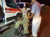 ALAY KOMUTANLIĞI - Jandarma Eğitim Alayı'nda kavga: 10 yaralı