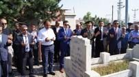 MUSA ÜÇGÜL - Kağızman'da Şehitlere Büyük Saygısızlık