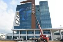 KAMU YARARı - Karadeniz'in En Büyük Belediye Binası Hizmete Giriyor