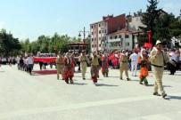 KASTAMONU ÜNIVERSITESI - Kastamonu'da, 30 Ağustos Zafer Bayramı Törenle Kutlandı