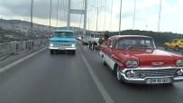 KLASİK OTOMOBİL - Klasik Otomobillerle 'Zafer Ve Demokrasi' Konvoyu