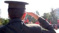 LÜTFIYE İLKSEN CERITOĞLU KURT  - Komutan, 15 Temmuz Şehitlerini Anarken Gözyaşlarını Tutamadı