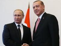 KREMLİN SARAYI - Kremlin'den flaş Erdoğan-Putin açıklaması