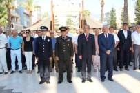 HÜSAMETTIN ÇETINKAYA - Kumluca'da 30 Ağustos Zafer Bayramı Kutlandı
