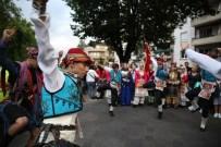 BELGRAD - Manisa Dans Topluluğundan Fransa'da Muhteşem Gösteri