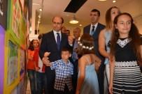 TAHSIN KURTBEYOĞLU - Söke'de Yaz Okulu Öğrencilerinin 30 Ağustos Sergisi Beğeni Topladı