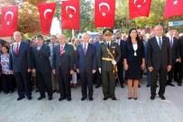 CÜNEYT YÜKSEL - Tekirdağ'da 30 Ağustos Zafer Bayramı Kutlamaları