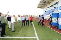 TUNCELİ VALİSİ - Tunceli'ye UEFA Standartlarında Stadyum