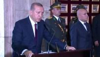 OSMAN GAZİ KÖPRÜSÜ - 'Ülkemizi Bu Kutlu Yürüyüşünden Alıkoymak İsteyen...'