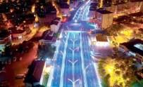 TRAFİK SORUNU - Uşak'ta Otogar Kavşağı Bitti