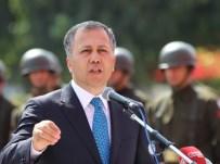 ALI YERLIKAYA - Vali Yerlikaya'dan Fırat Kalkanı Operasyonu Değerlendirmesi