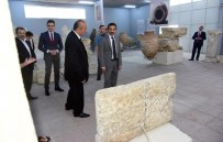 Vali Yıldırım, Pompeiopolis Antik Kenti'Ni Ziyaret Etti