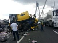 DERS KİTABI - Yeni Köprüde 'Selfie' Kazası Açıklaması 1 Ölü