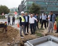 ÇÖP KONTEYNERİ - Yer Altı Çöp Konteynırlarıyla Daha Temiz Gaziosmanpaşa